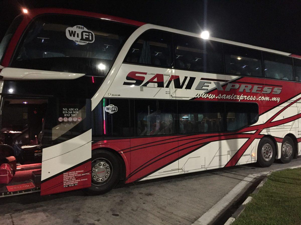 Sani Express Bus