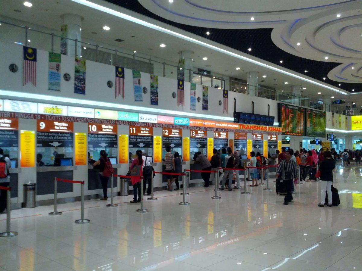 Terminal Bersepadu Selatan (TBS), Kuala Lumpur