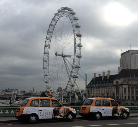 Joie Baby - Full Livery Taxi
