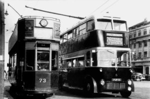 Out with the old and in with the new, in 1939
