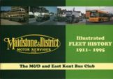 F2 Maidstone & District Fleet book 1911-1955 OUT OF PRINT