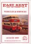 M1 East Kent Vehicles & Services 1955
