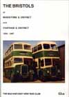 M3 The Bristols of Maidstone & District and Chatham & District 1936-1967