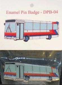 DPB04-J501GCD Bagged Stagecoach South Southdown 1991 Alexander Dash Dennis Dart