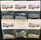 DPB04-J501GCD Six Badges Stagecoach South Southdown 1991 Alexander Dash Dennis Dart