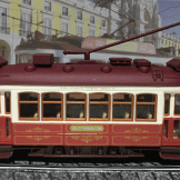 Lisbon Tramcar Tour Red