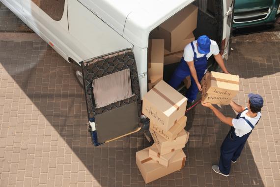 De bonnes raisons d'embaucher des déménageurs professionnels
