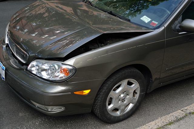 Zoom sur la réparation de carrosserie