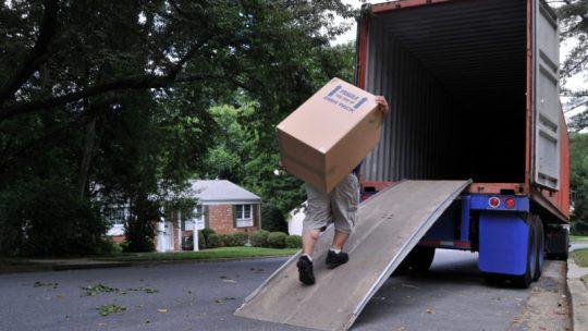 Quel moyen de transport choisir pour votre déménagement?