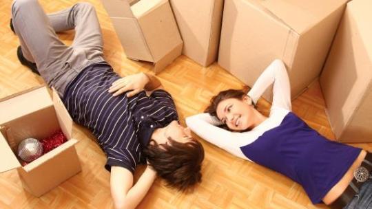 Comment déménager les meubles?