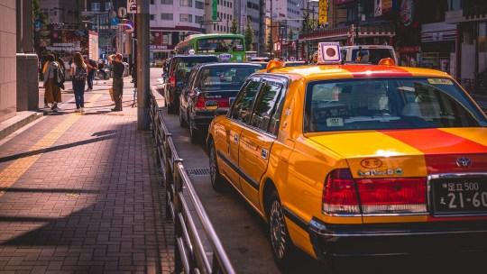 Le taxi, un transport modèle