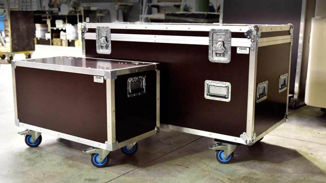 Flight Case : une solution de transport de matériel