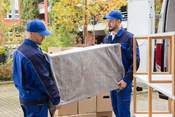 Combien coûte un camion de déménagement avec chauffeur ?