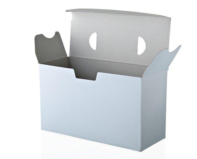 Box de stockage - carton