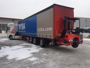 transport bache europe france moselle