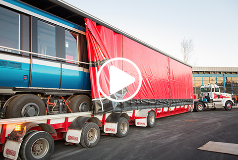 business at watson transport a partner of groupe robert we are expert carriers of raw materials and finished goods using state of the art equipment