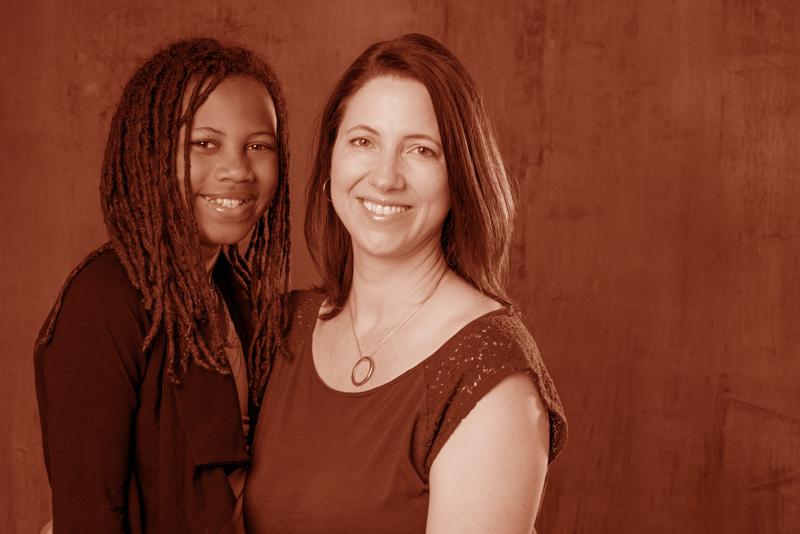 Tru & Mother (Michelle)