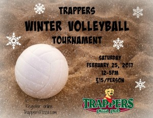 Trappers Winter Volleyball