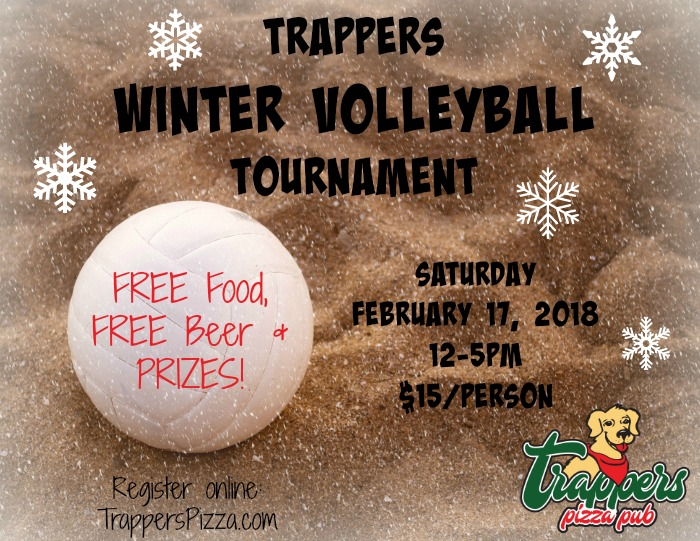 Trappers Winter Volleyball Tournament