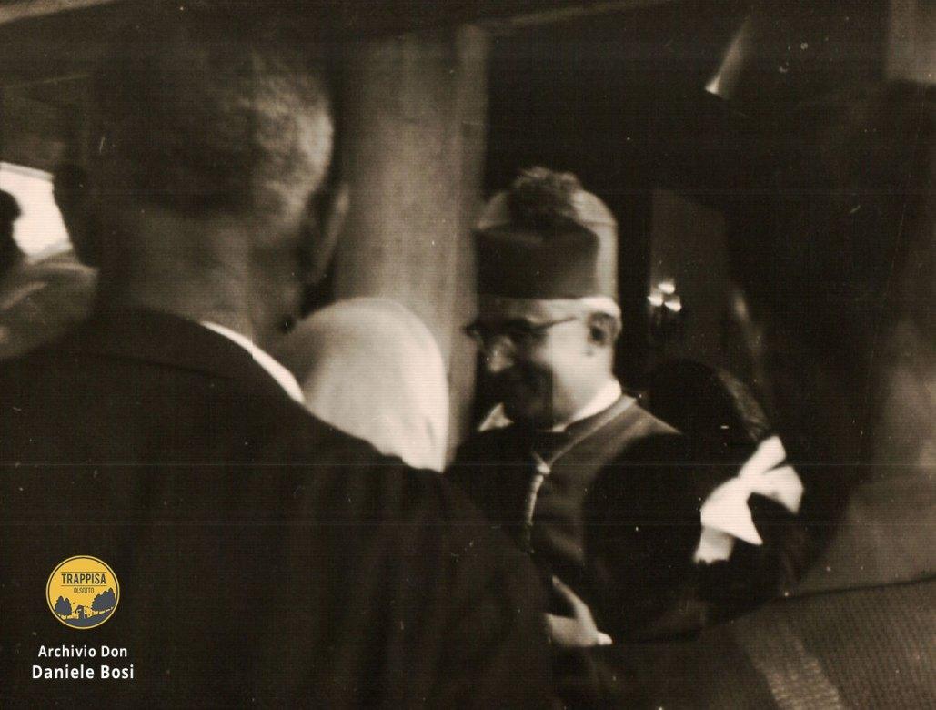 1965 - Presso la Chiesa della Lama