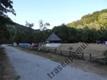 Drum Camping Valea Beiului