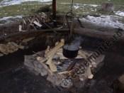Cabana Garofita Pietrei Craiului_mancare