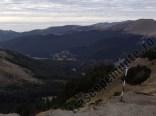 Valea in Muntii Bucegi