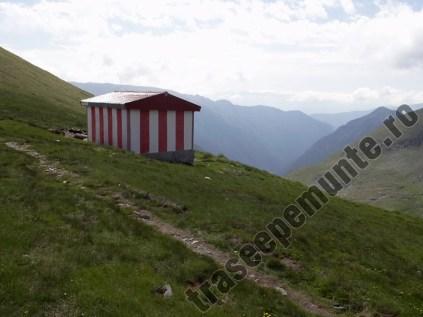 Refugiul Alpin Vistea Mare