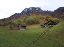 Varful Piatra Dragoslavele - Valea Luncii