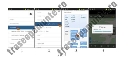 Aplicatia Locus Free - Elevate