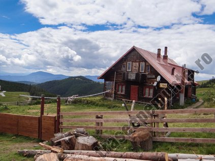 Cabana Giumalau - Muntii Giumalau - Rarau