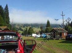 Camping Leon Durau - Muntii Ceahlau - casuta