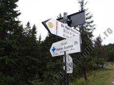 Circuitul Pietrele Doamnei-marcaj