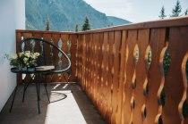 Cabana Fantanele camera dubla balcon