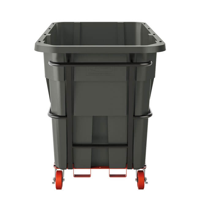 1 2 Cubic Yard Trash Cart