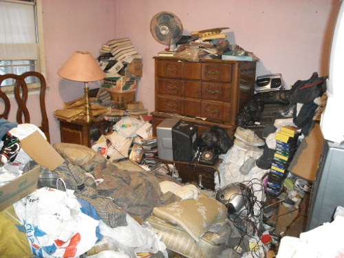 Image result for junk in house
