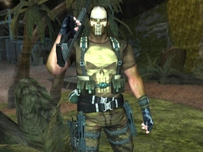 Forgotten Game Greats The Punisher Trash Mutant