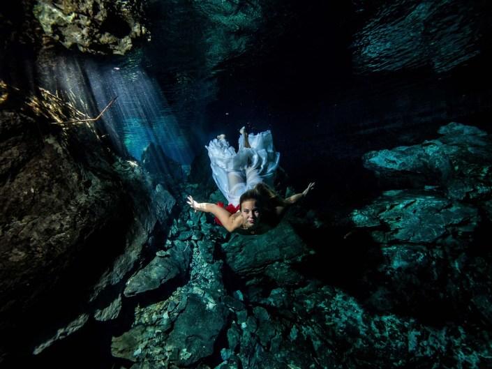 Portfolio Underwater Modelling