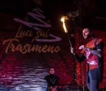 Luci sul Trasimeno - Spettacoli Rocca 6 (Foto Roberto Pagnotta)