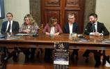 Luci sul Trasimeno Conferenza Stampa - Sembolini, Caproni, Tesei, Cecchetti e Burico