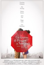 Un giorno di pioggia a New York (locandina)