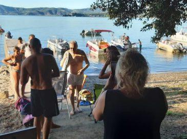 Isola Polvese turismo vittorio sgarbi castiglionedellago cronaca