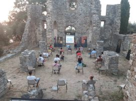 ambiente arpa cambiamenti climatici Isola Polvese Tempi geologici tempi moderni castiglionedellago eventi-e-cultura