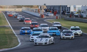 Motori, ultimo weekend agonistico all'autodromo dell'Umbria