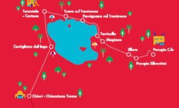 Trenitalia per l'estate: quasi 120 mila viaggi nell'area del Trasimeno