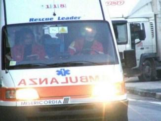 Due gravi incidenti in Umbria, un morto a Città della Pieve