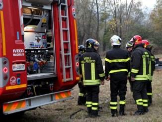 Cadavere in pozzo, vigili del fuoco recuperano corpo di 60enne