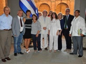 La cultura a Città della Pieve unisce Cuba e Stati Uniti d'America
