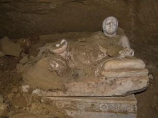 """Tomba Etrusca, Art Bonus Città della Pieve, evento per """"Mecenati"""" Sabato 19 Marzo a Città della Pieve nel museo civico diocesano di Santa Maria dei Servi"""
