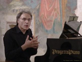 Alessandro Bistarelli, pianoforte al Festival di Musica Classica